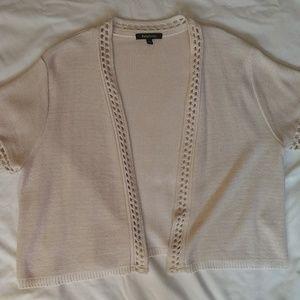 Relativity Shrug Sweater * Size XL